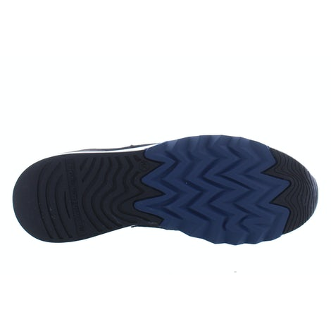 Floris van Bommel 16393/15 d. bruin Sneakers Sneakers