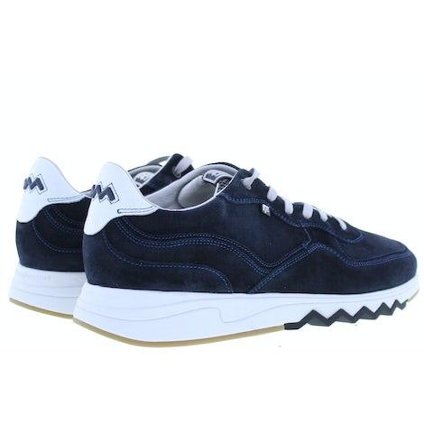 Floris van Bommel 16397/00 d. blue Sneakers Sneakers