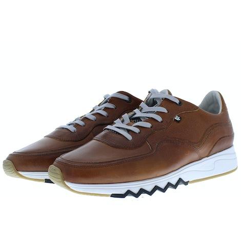 Floris van Bommel 16397/02 cognac Sneakers Sneakers