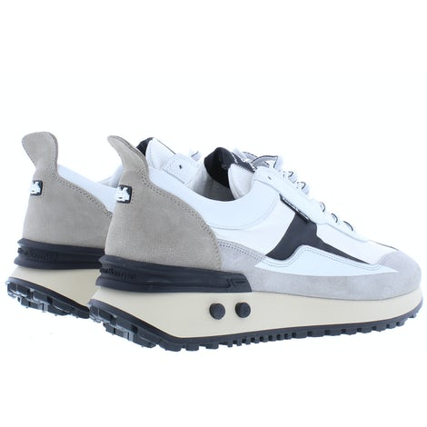 Floris van Bommel 16424/01 white Sneakers Sneakers