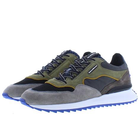 Floris van Bommel 16478/00 light green Sneakers Sneakers