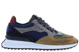 Floris van Bommel 16478/01 grey Herenschoenen Sneakers