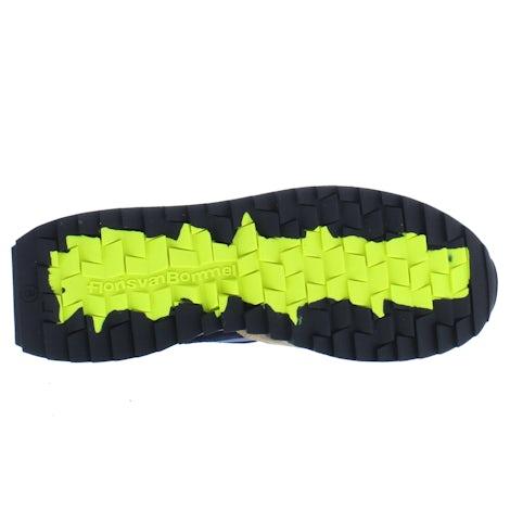 Floris van Bommel 16478/01 grey Sneakers Sneakers