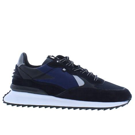 Floris van Bommel 16479/06 d. blue Sneakers Sneakers