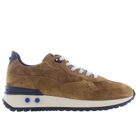 Floris van Bommel 16484/03 sand suede Sneakers Sneakers