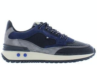 Floris van Bommel 16488/01 navy Herenschoenen Sneakers