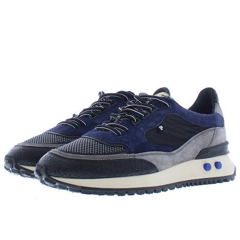 Floris van Bommel 16488/01 navy Sneakers Sneakers