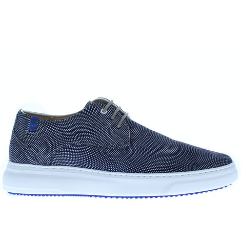 Floris van Bommel 18400/16 navy print Sneakers Sneakers