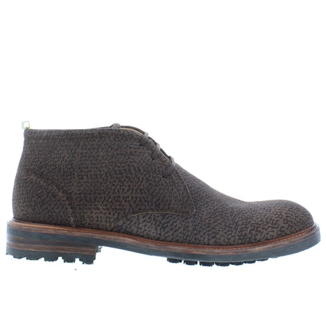 Floris van Bommel 20090/14 brown print Boots Boots