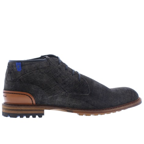 Floris van Bommel 20102/25 dark grey Boots Boots