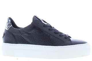Floris van Bommel 85333/12 black Damesschoenen Sneakers