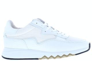Floris van Bommel 85334/02 white Damesschoenen Sneakers