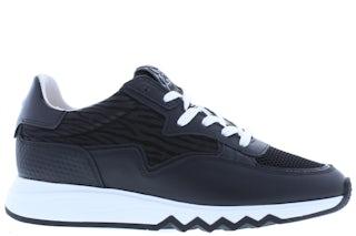 Floris van Bommel 85334/03 black Damesschoenen Sneakers