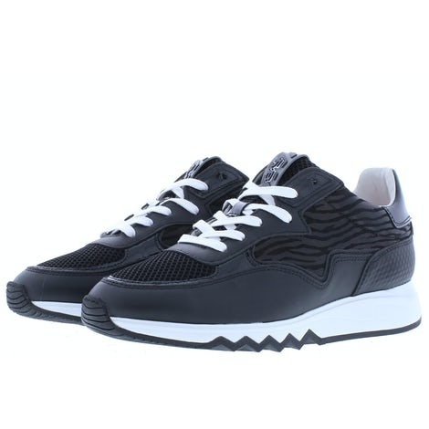 Floris van Bommel 85334/03 black Sneakers Sneakers