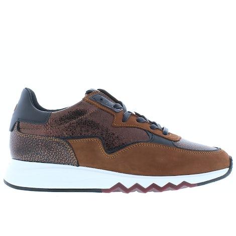 Floris van Bommel 85334/09 brick Sneakers Sneakers