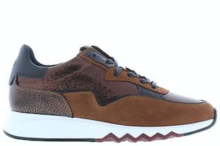 Floris van Bommel 85334/09 brick Damesschoenen Sneakers