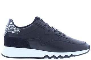 Floris van Bommel 85334/12 black Damesschoenen Sneakers