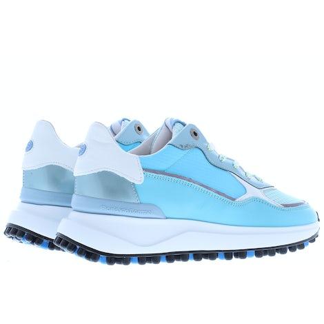 Floris van Bommel 85343/00 br. blue Sneakers Sneakers