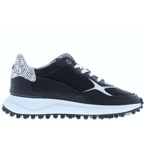 Floris van Bommel 85343/04 black Sneakers Sneakers