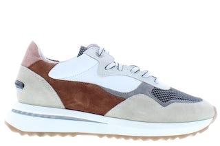 Floris van Bommel 85351/06 beige Damesschoenen Sneakers