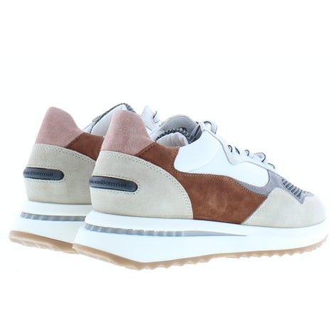 Floris van Bommel 85351/06 beige Sneakers Sneakers