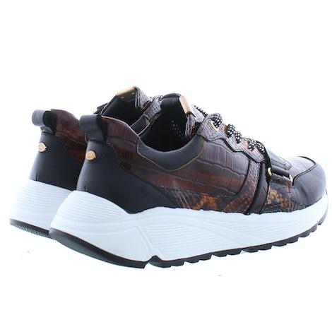Fred de la Bretonniere 101010148 cognac Sneakers Sneakers
