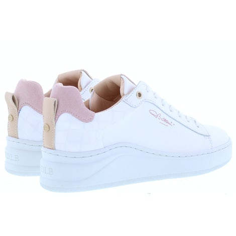 Fred de la Bretonniere 101010214 1630 white rose Sneakers Sneakers