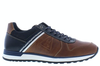 Gaastra Kevan BLK cognac Herenschoenen Sneakers
