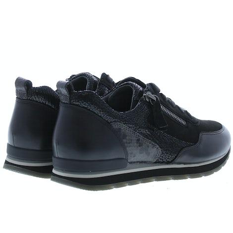 Gabor 56.367.37 schwarz Damesschoenen Sneakers