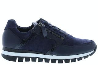 Gabor 56.438.36 marine Damesschoenen Sneakers