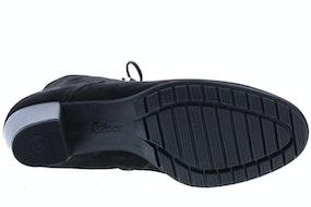 Gabor 56.605.47 schwarz Damesschoenen Booties