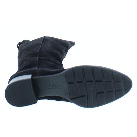 Gabor 56.616.47 schwarz Laarzen Laarzen