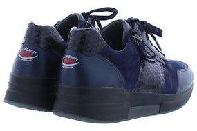 Gabor 56.928.46 marine Damesschoenen Sneakers