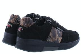 Gabor 56.928.67 schwarz Damesschoenen Sneakers