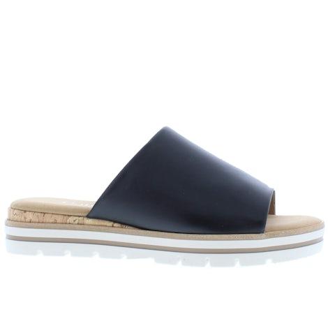Gabor 62.770.57 schwarz Slippers Slippers