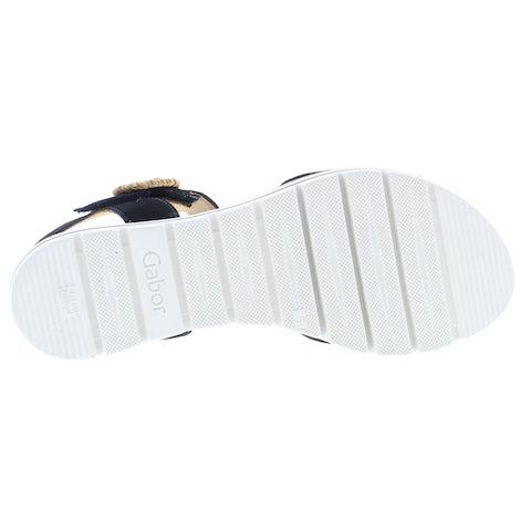 Gabor 62.772.47 schwarz Sandalen Sandalen