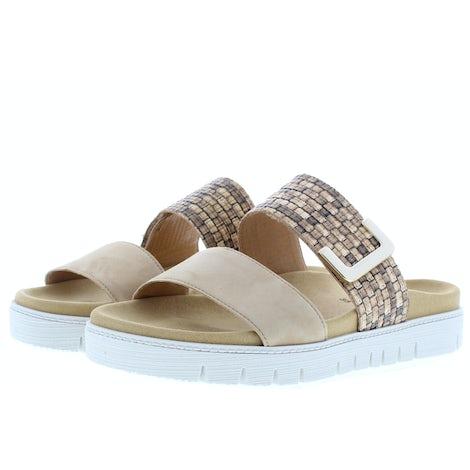 Gabor 63.740.14 caramel Slippers Slippers