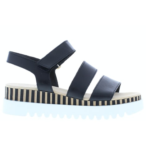 Gabor 64.660.27 schwarz Sandalen Sandalen