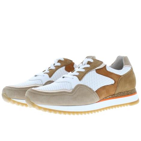 Gabor 66.036.53 weiss beige Sneakers Sneakers