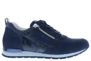 Gabor 66.367.36 blue Damesschoenen Sneakers