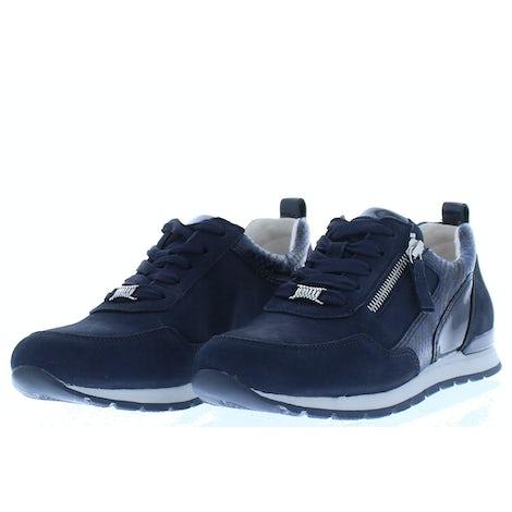 Gabor 66.367.36 blue Sneakers Sneakers