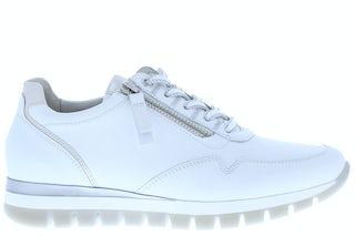 Gabor 66.438.50 weiss Damesschoenen Sneakers