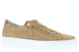 Gabor 66.465.34 caramel Damesschoenen Sneakers
