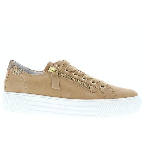 Gabor 66.465.34 caramel Sneakers Sneakers