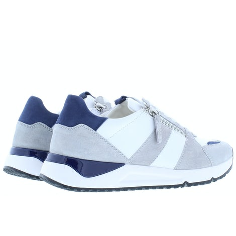 Gabor 66.478.40 weiss lt grey Sneakers Sneakers
