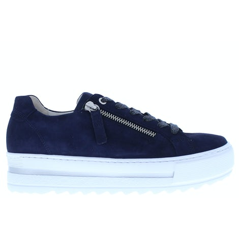 Gabor 66.498.36 bluette Sneakers Sneakers