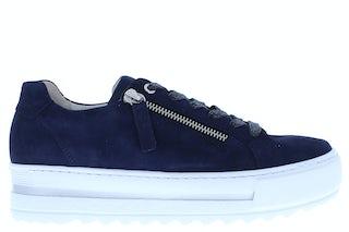 Gabor 66.498.36 bluette Damesschoenen Sneakers