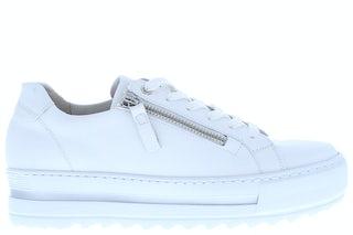 Gabor 66.498.50 weiss Damesschoenen Sneakers