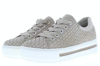 Gabor 66.499.33 desert Damesschoenen Sneakers