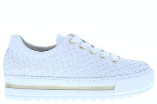 Gabor 66.499.60 weiss Damesschoenen Sneakers